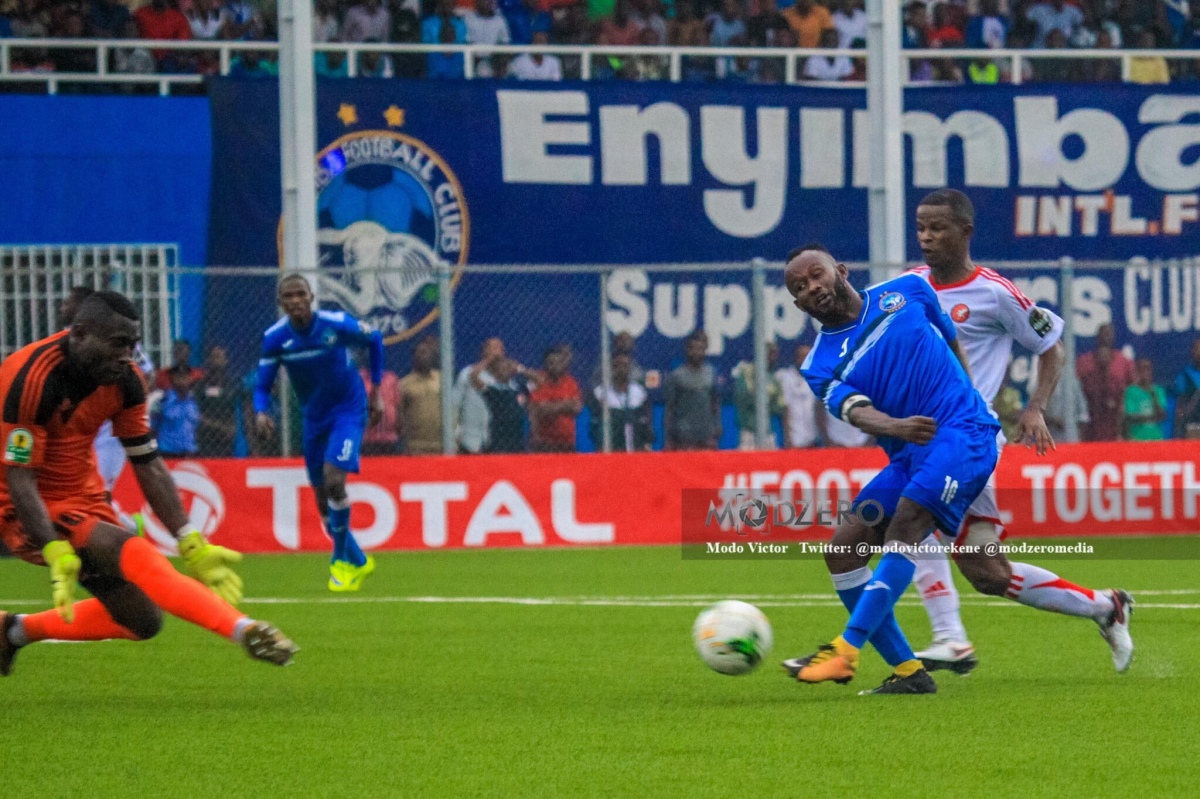 We trounced them 5-1 but there's something we can learn from Rayon Sport