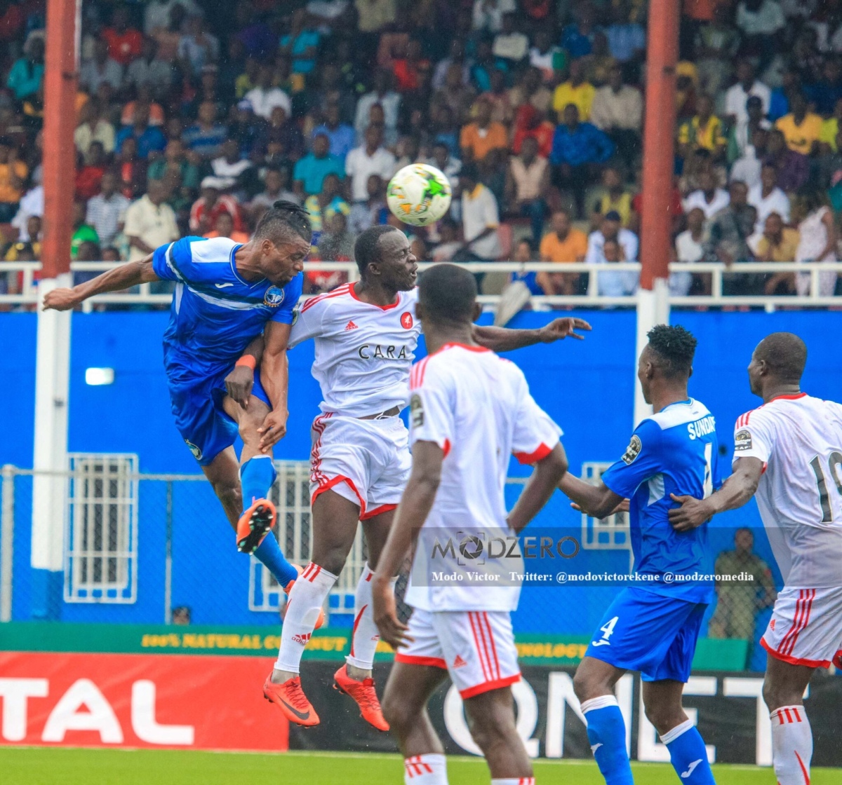 Corner-kick: In salute of the Enyimba defence
