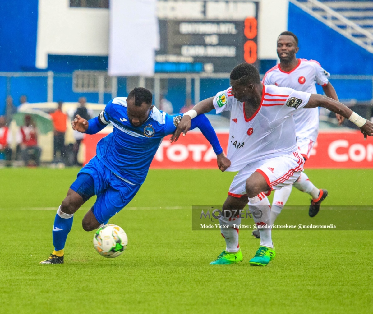 Rayon Sport in view but troubling brewing in Enyimba camp