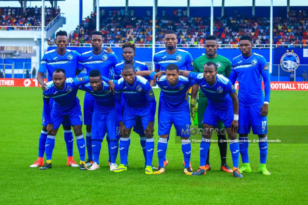 Let's make some history: Enyimba v Rayon Sport