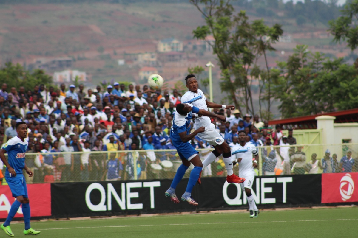 Three things: Rayon 0-0 Enyimba: