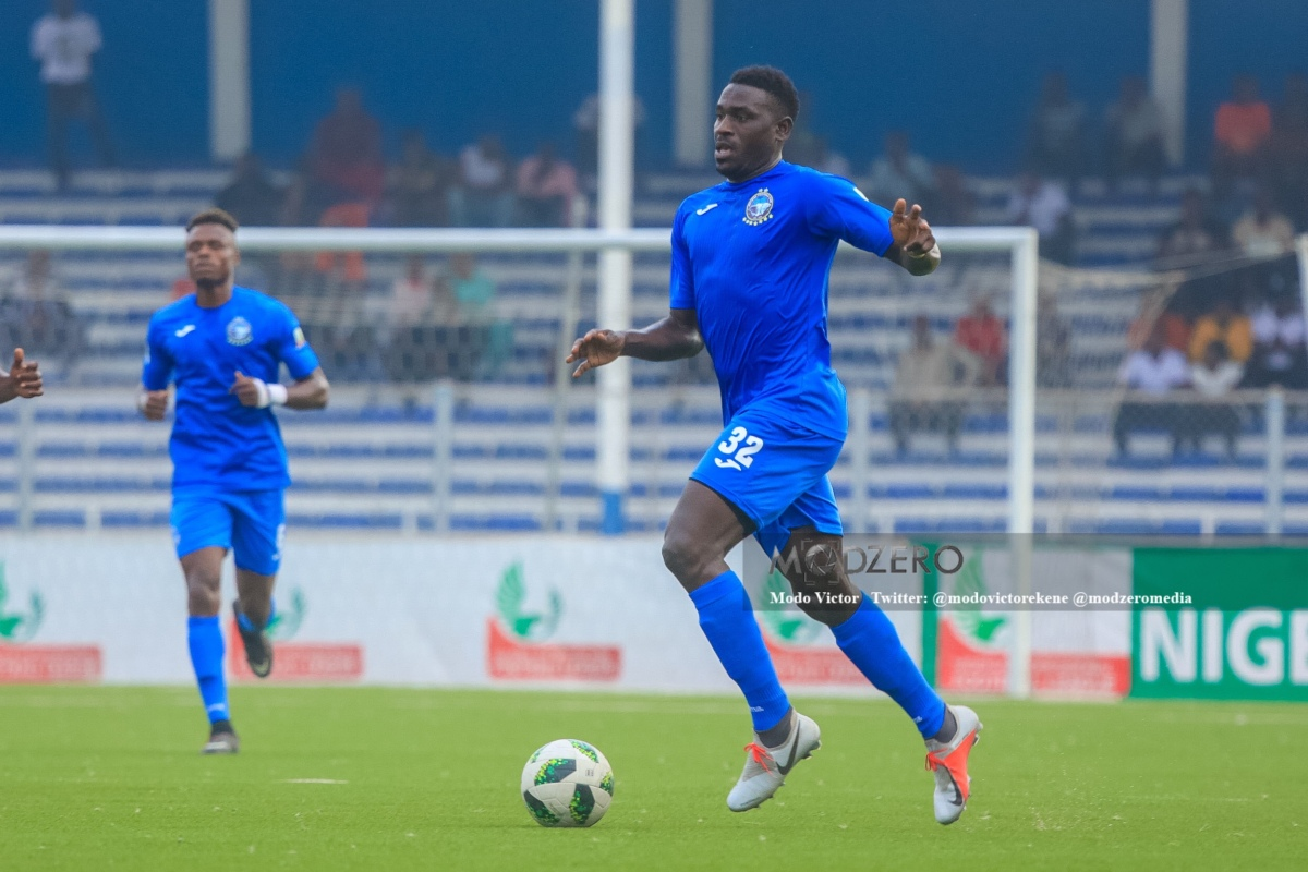 Enyimba 2-0 Rivers United: Back to life